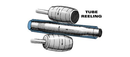 tube reeling