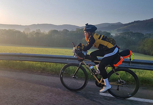 Reynolds Q&A with Sean Conway Stanforth Bikes